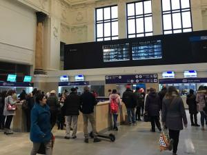 Konec sedmikrásek nad Brnem. Slavnou píseň nahradí na brněnském nádraží univerzální znělka