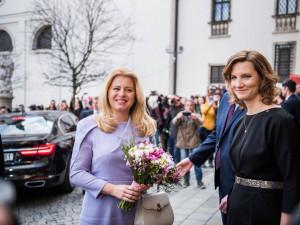 FOTOGALERIE: Slovenská prezidentka Zuzana Čaputová navštívila Brno u příležitosti sta let od přijetí Ústavy