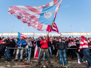 Zbrojovka chce virtuálně vyprodat stadion Za Lužánkami, peníze pošle statečným sestrám a lékařům