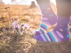 V sobotu slavíme Světový den Downova syndromu. Na podporu nemocných si oblečeme barevné ponožky
