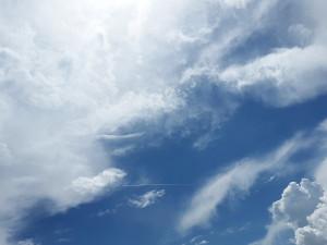 POČASÍ NA PONDĚLÍ: Obloha bude polojasná, zafouká a teploty nepřesáhnou 5 stupňů