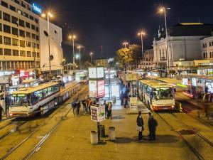 Dopravní podnik kvůli malé poptávce omezí noční rozjezdy