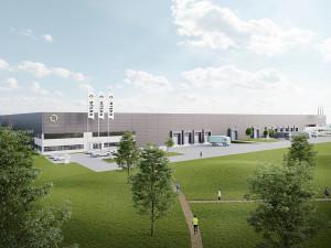 Developer plánuje v Hustopečích u dálnice vybudovat průmyslový park o rozloze osm hektarů
