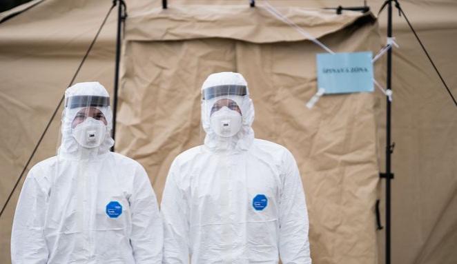 Jihomoravský kraj dostal 2000 testovacích sad na koronavirus