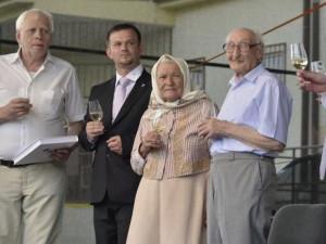 V 99 letech zemřela Růžena Komosná, legendární vyšívačka krojů ze Slovácka