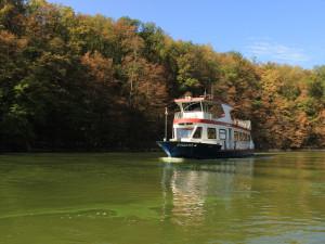 Lodě na Prýgl v dohlednu nevyjedou. Začátek plavební sezónyse odkládá