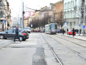Dnes začíná několikaměsíční rekonstrukce ulice Veveří. Přinese omezení a změny v dopravě