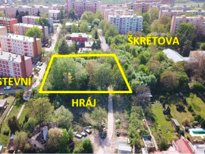 Místo nových domů raději park, lidé z Řečkovic bojují proti kácení vzrostlých stromů v zalesněné proluce