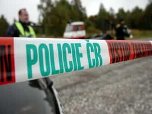 Dodávka u Brna srazila motorkáře, muž střet nepřežil