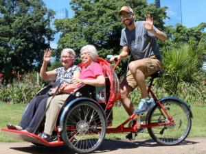 V květnu se mohou lidé zapojit do výzvy Do práce na kole, ujeté kilometry pomohou dobročinným projektům