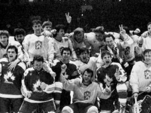 VIDEO: Před 35 lety zvítězilo Československo na domácím mistrovství světa v hokeji