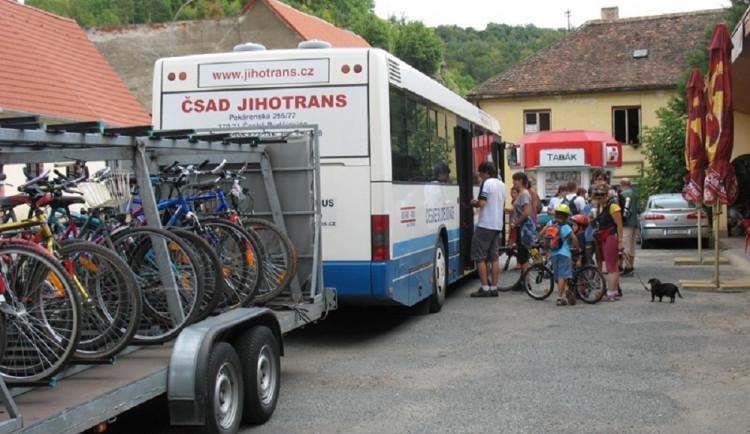 První cyklobusy by na jižní Moravě mohly vyjet už na konci května