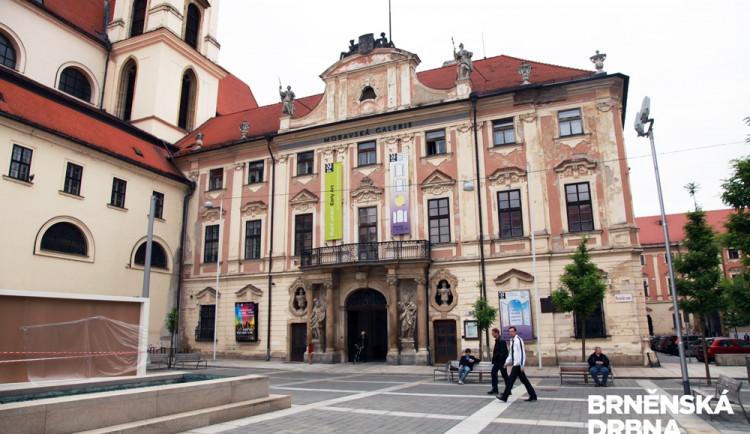 Většina muzeí a galerií v Brně otevře v úterý nebo ve středu