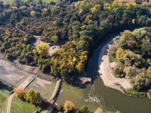 Dyje je o 900 metrů delší, vodohospodáři napojili starší meandry