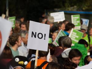 Obyvatelé ohroženi těžbou u Moravského Písku se chystají na pochod