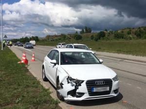 Chodec, kterého včera v Brně srazilo a zabilo auto, pracoval pro silniční údržbu