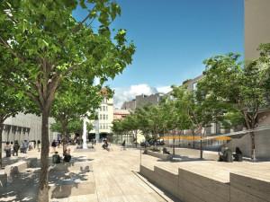 V Žebětíně vznikne nová ulice Ke Středisku, u nového koncertního sálu zase náměstí Ludvíka Kundery