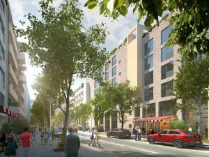 FOTO: Na zelené louce v Brně vznikne nová čtvrť. Developer chce v Jižním centru začít stavět první domy