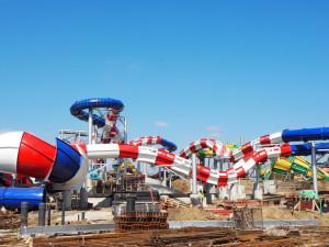 V Pasohlávkách otevřou největší tobogan v Česku