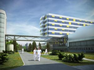 Fakultní nemocnice  Brno má zelenou ke stavbě porodnice za dvě miliardy korun
