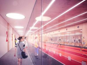 Atleti se kvůli škrtům v rozpočtu bojí o stavbu slíbené haly v Bohunicích, sepisují petici