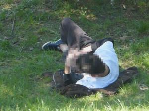 Léto v plném proudu. Strážníci v Brně zadrželi dalšího muže, který masturboval v parku