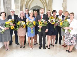 Brněnští kantoři převzali ocenění za Pedagoga roku. Vyznamenáni byli i dva učitelé za záchranu života