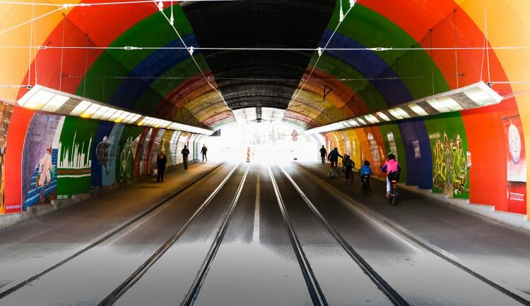 Brno chce protáhnout šalinu až na sídliště Kamechy. Vyhloubí tunel za více než dvě miliardy