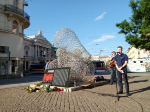 Brno vzpomíná na všechny, kteří trpěli pod komunistickým režimem