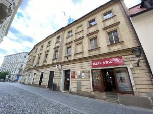 Brno vymění trafostanici u budoucího koncertního sálu za dům na Starobrněnské