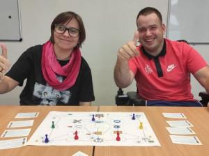 Provětrej kolečka! Desková hra ukáže život na vozíku v Brně, tvůrci na její realizaci pořádají online sbírku