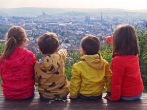 V Brně se prolíná město i venkov, pro rodinný život je to skvělé místo, říkají zakladatelky Rodičem v Brně