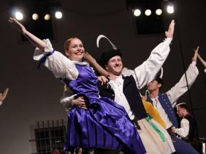 Vystupování mi chybí, ale nelze dělat všechno, říká vedoucí taneční složky ONDRÁŠe Jan Kysučan