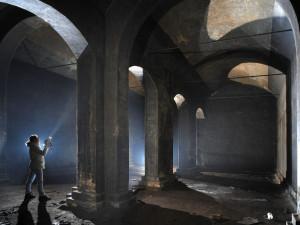 Unikátní vodojem pod Žlutým kopcem se poprvé otevře návštěvníkům už příští víkend