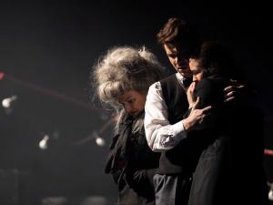 Láska mezi kolotoči. Po sto letech se na brněnská divadelní prkna vrací Liliom