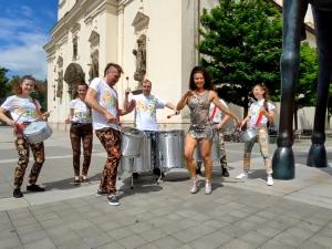 Brno se roztančí sambou a rozzáří exotickými barvami. Brasil Fest nabídne i karnevalový průvod