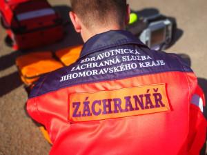V Brně se čelně srazili dva cyklisté, utrpěli těžká zranění