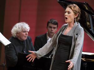 Koncert Magdaleny Kožené ve vile Tugendhat se vyprodal za minutu. Lidé si ho však vychutnají v živém přenosu