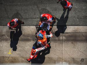 Pokud neopravíte trať, příští rok se nepojede, vzkázali komisaři MotoGP v Brně. Rekonstrukce by vyšla na sto milionů