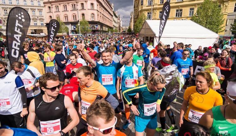 Brno v sobotu propadne běhu. Startuje oblíbený Brněnský půlmaraton a Desítka