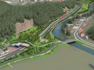 Městský okruh v Brně v Žabovřeské se má začít stavět na podzim