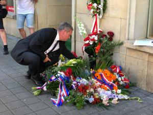 Brno uctilo památku srpnových obětí z roku 1968 a 1969