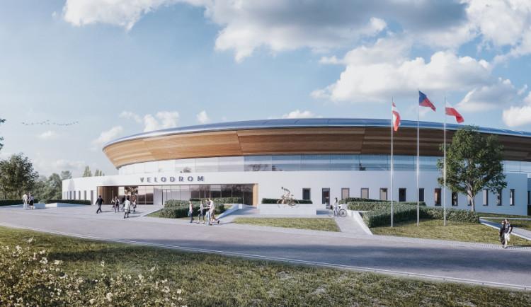 Velodrom, atletická hala nebo multifunkční hokejový stadion. Nové stavby v Brně potěší sportovce
