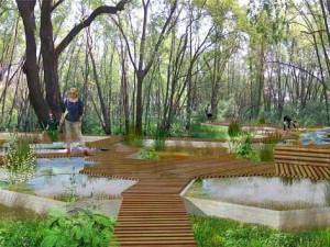 Pod lomem Hády už měl stát nový park. Projekt však brzdí problémy s pozemky