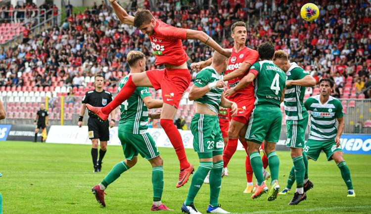 Zbrojovka získala první bod vnové sezoně. Po dobrém výkonu remizovala sBohemians Praha 0:0