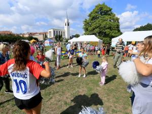 Na Kraví hoře se o víkendu předvede více než stovka sportovních klubů