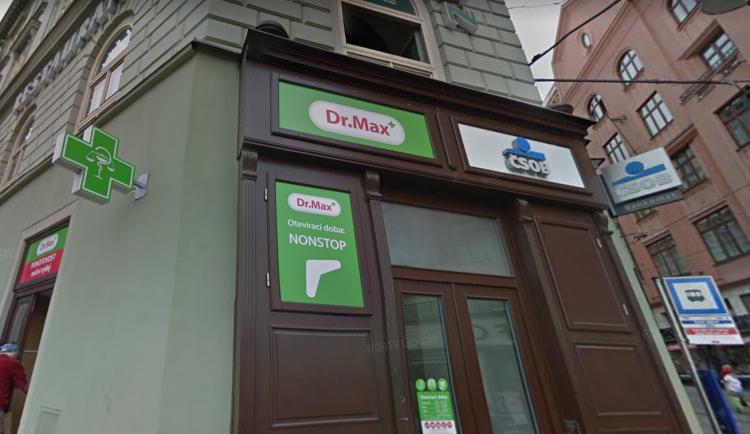 Lékárna na Kolišti končí. Roli lékárenské pohotovosti bude plnit Dr. Max v ulici Bašty