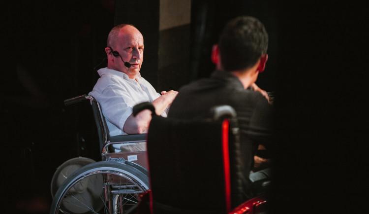 Z očí do očí. Jan Kraus přiveze do Brna svou talkshow, veškerý výtěžek půjde handicapovaným dětem