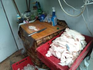 Inspektoři odhalili v garáži u Brna nelegální výrobnu škvarků