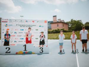 Brno vzáří hostí Evropské hry handicapované mládeže, dorazí více než 600 sportovců